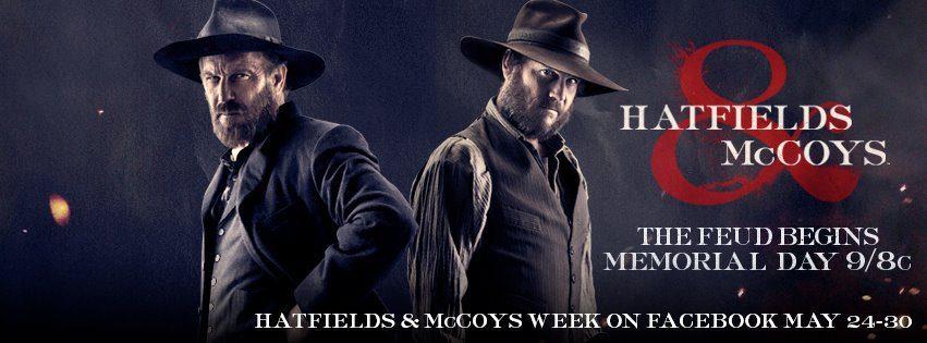 facebook.com/Hatfields&McCoys