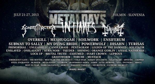 facebook.com/MetalDaysFestival