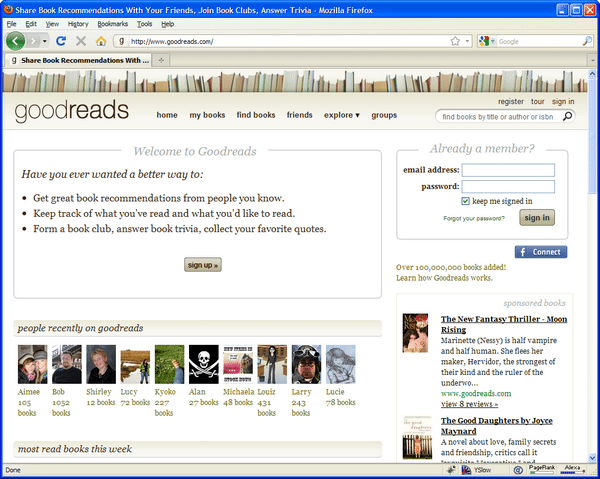 Foto: Goodreads.com/screenshot