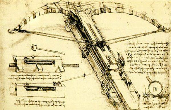 Foto: facebook.com/Leonardo da Vinci inventions
