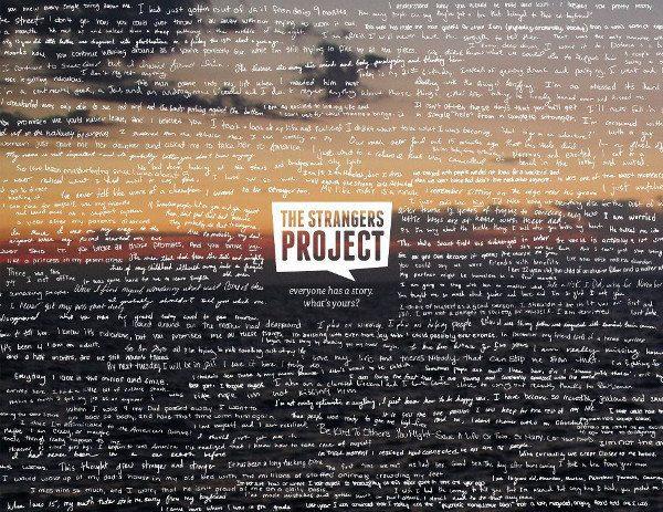 Foto: facebook.com/strangersproject