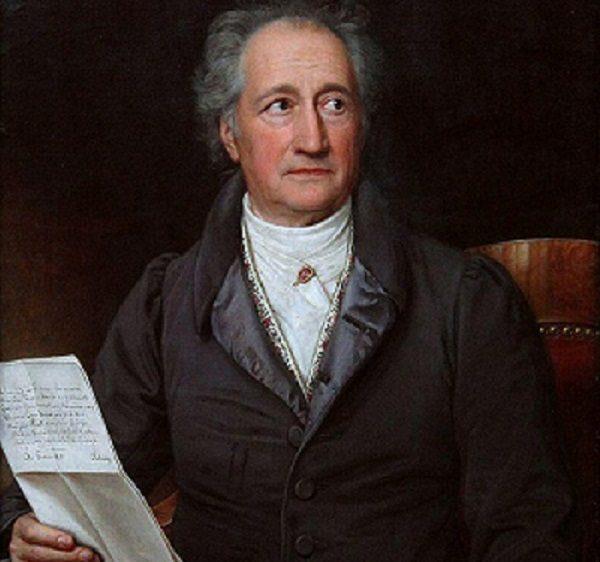 foto: facebook.com/ Johann Wolfgang von Goethe