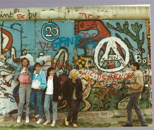 Foto: facebook.com/The Berlin wall