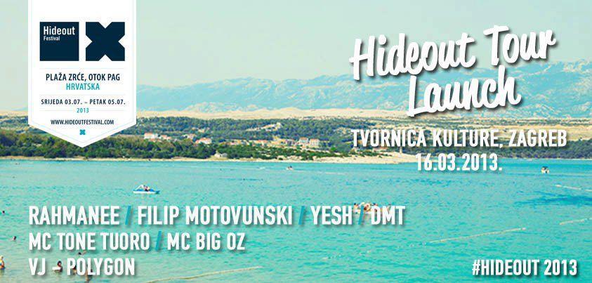 hideout promo