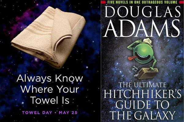 Foto: facebook.com/pages/The-Hitchhikers-Guide-to-the-Galaxy