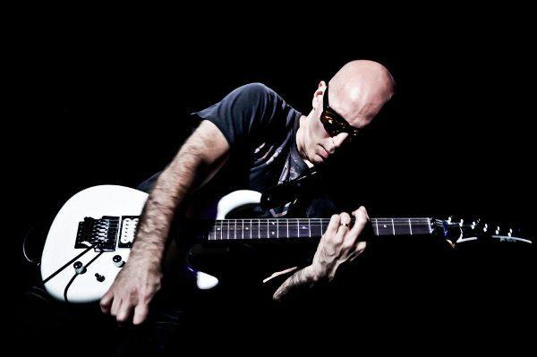 Foto: facebook.com/ Joe Satriani forever