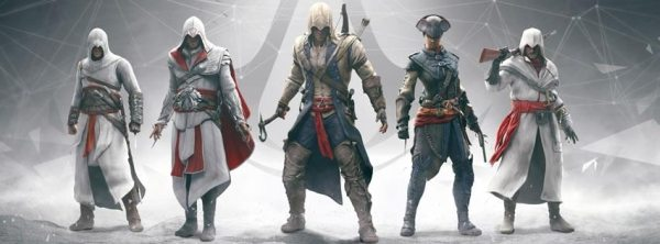 Foto: Facebook.com/assassinscreed