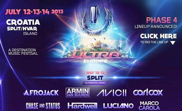 Foto: facebook.com/ Ultra Music Festival