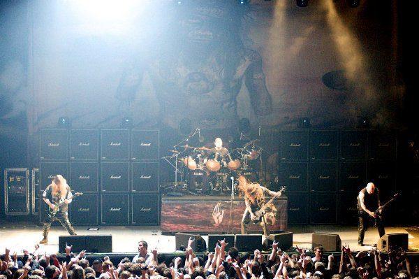 Foto: Slayer [facebook.com/slayer]