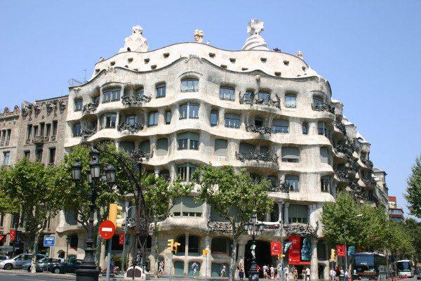 Foto: wikimedia.org/ Casa Milà, Arnaud Gaillard