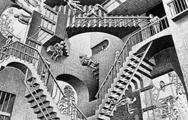 Foto: wikimedia.org, M. C. Escher