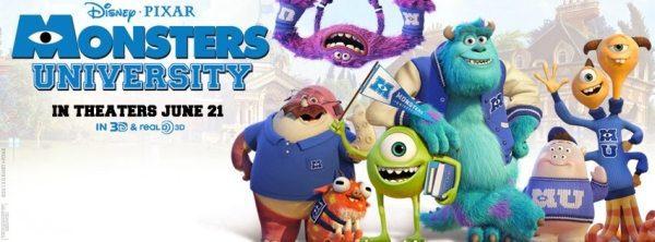 Foto: Facebook.com/PixarMonstersUniversity