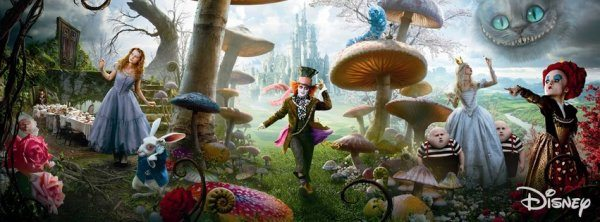 Foto: Facebook.com / Alice in Wonderland