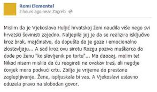 Photo: Screenshoot Facebbok