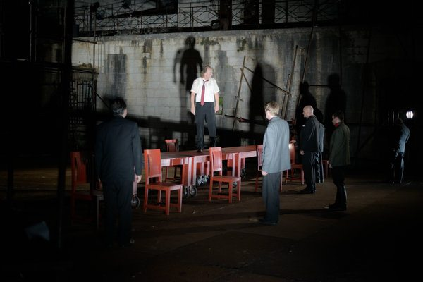 Foto. Kazalište Ulysses prees release