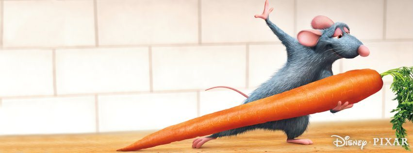 facebook.com/PixarRatatouille
