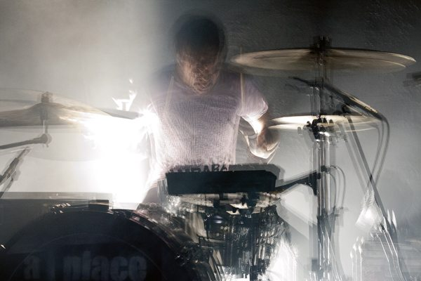 Foto: A place to bury strangers / Dario Vuger