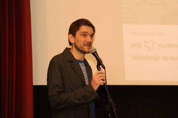 Direktor festivala Petar Milat