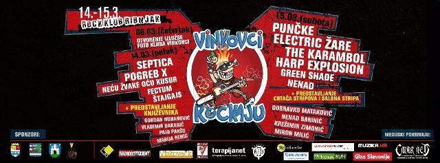 Foto: press/ Vinkovci rockaju