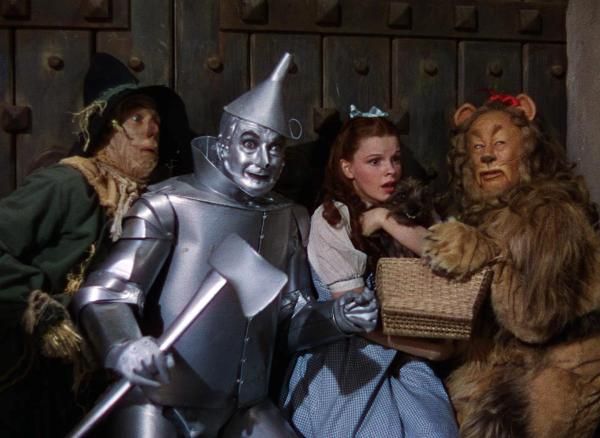 Foto:Facebook.com/TheWizardOfOzMovie