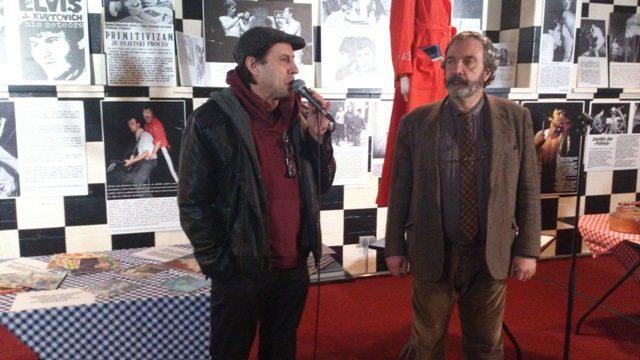 Sejo Sexon i Vladan Caričić, foto: Tim Hrvaćanin