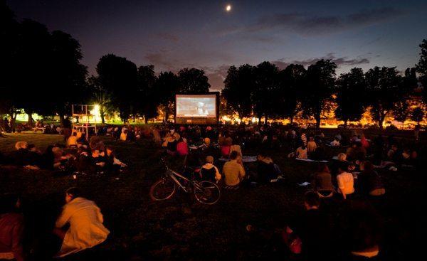 FOTO: kino pod zvijezdama