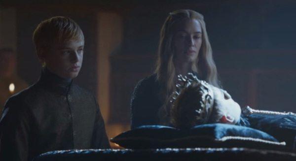 FOTO: screenshot/cersei i tommen