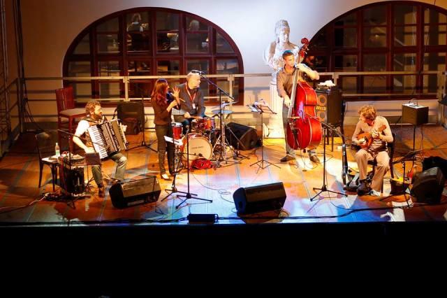 Foto: spancirfest.com / Tamara Obrovac & Transhistria Ensemble