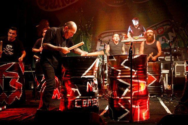 Foto: spancirfest.com/ Les tambours du bronx