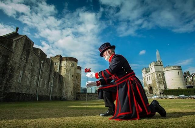 Foto: facebook.com/Tower of London