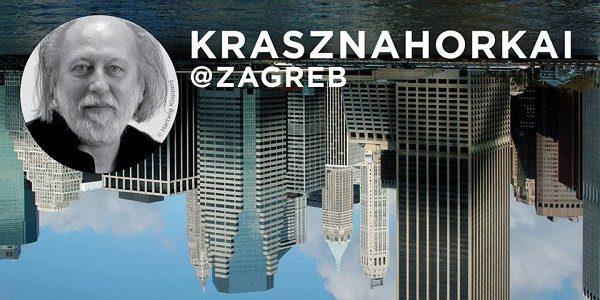 Foto: facebook.com/László Krasznahorkai@Zagreb