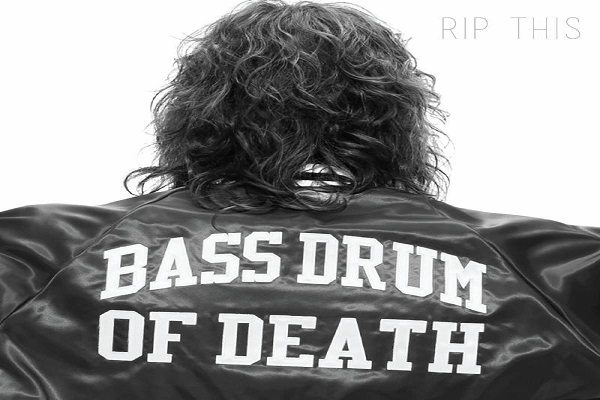 Foto; facebook.com/BASS DRUM OF DEATH
