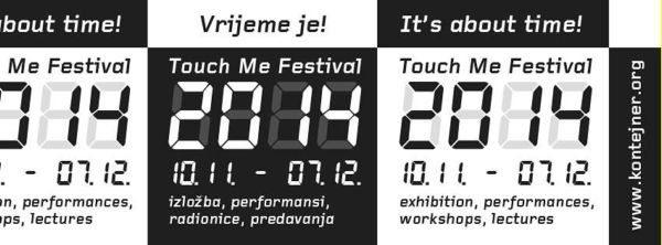 Foto: Facebook/Touch Me Festival 2014: Vrijeme je!