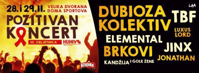 Foto: facebook.com/PozitivanKoncert
