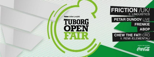 Foto: facebook.com / Tuborg Open Fair