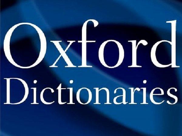Foto: facebook.com/Oxford Dictionaries