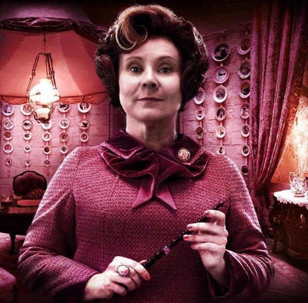 Foto: facebook.com/pages/Dolores-Umbridge