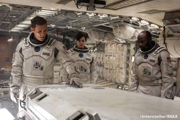 foto: facebook.com/Interstellarmovie