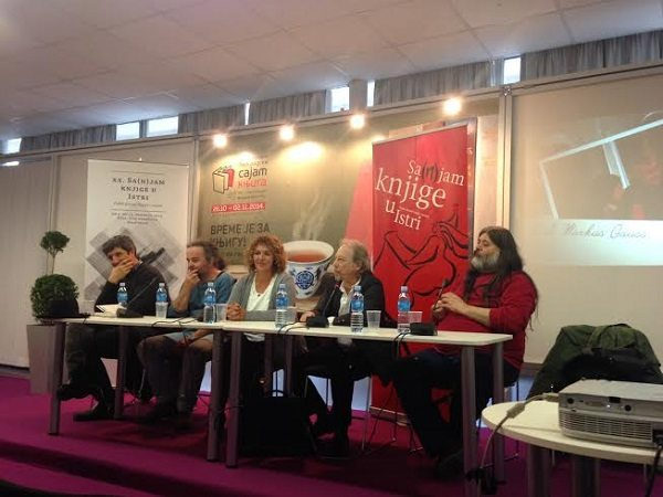 Foto: Sa(n)jam knjige u Istri/press