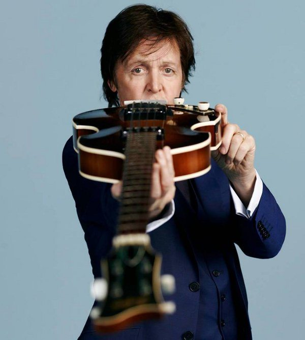 Foto: facebook.com/PaulMcCartney
