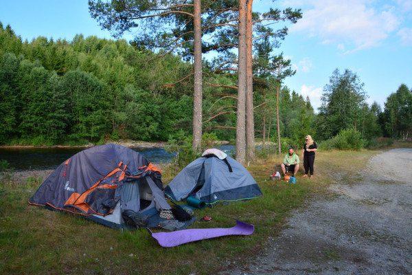 Gdi stavim šator, tu je moj dom / Foto: Fabegdojden