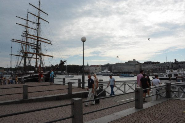 Pirati u helsinškoj luci  / Foto: Fabegdojden