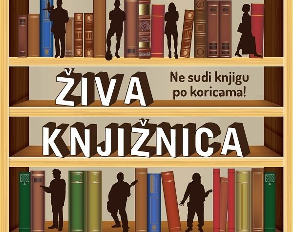 Foto: facebook.com/Živa knjižnica