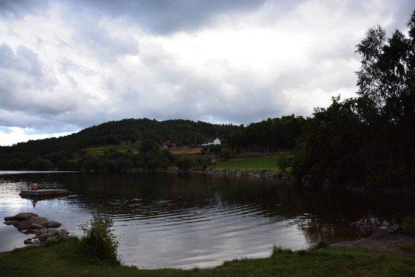 Toplo jezero / Foto: Fabegdojden
