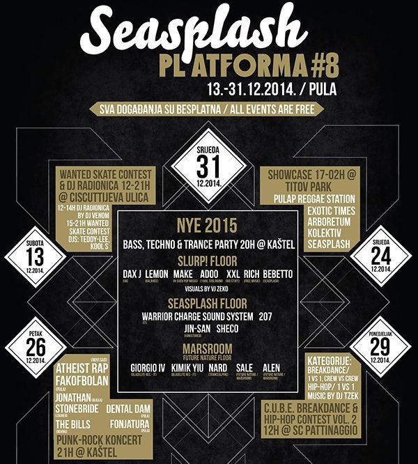 Foto: Seasplash Platforma