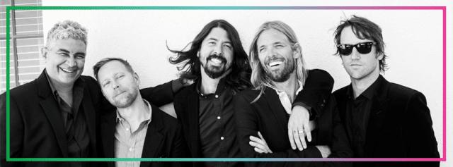Foto: facebook.com/rockwerchter / Foo Fighters