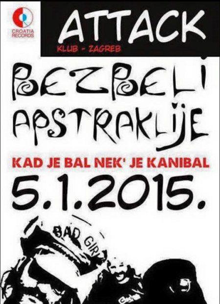Foto: facebook.com/Bezbeli Apstraklije