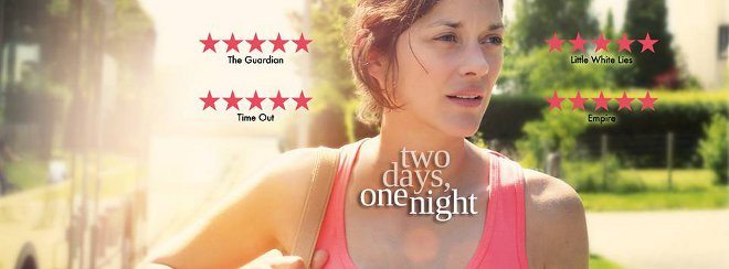 Foto: facebook.com/TwoDaysOneNightFilm