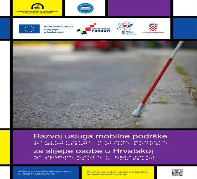Foto: facebook.com/ Hrvatska udruga za školovanje pasa vodiča i mobilitet