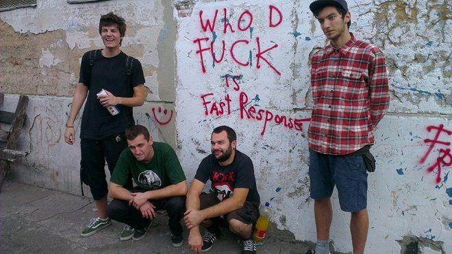 Foto: facebook.com/fastresponsepunkrock